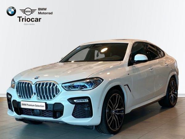 BMW X6 xDrive30d 195 kW (265 CV)