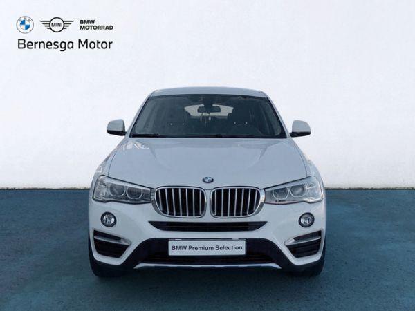BMW X4 xDrive30d 190 kW (258 CV)