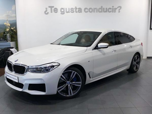 BMW Serie 6 630d Gran Turismo 195 kW (265 CV)