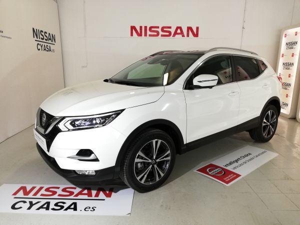 Nissan Qashqai 1.3 DIG-T N-CONNECTA DCT 117KW 160 5P