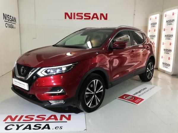 Nissan Qashqai 1.7 DCI N-CONNECTA 110KW 150 5P