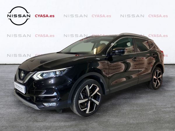 Nissan Qashqai 1.3 DIG-T TEKNA 117KW 160 5P