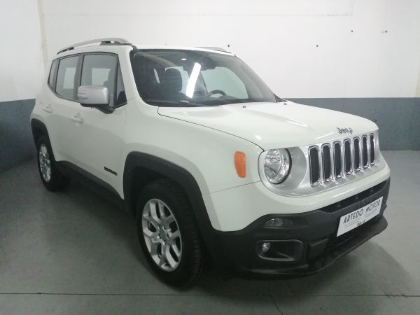 Jeep Renegade 1.4 MAIR 103KW LIMITED FWD E6 140 5P