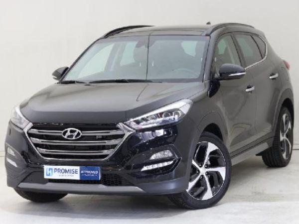 Hyundai Tucson 2.0 CRDI 135KW STYLE AUTO 4WD 184 5P