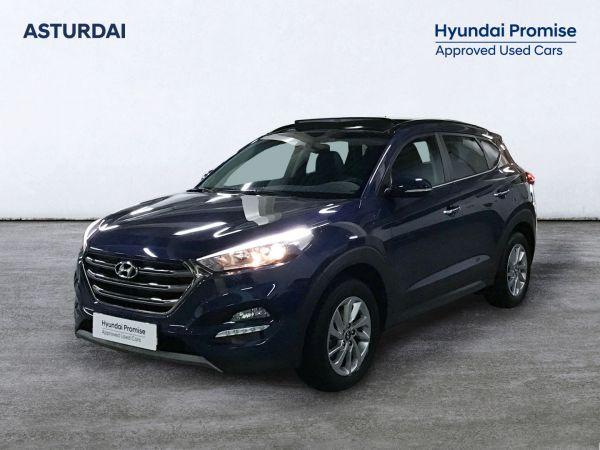 Hyundai Tucson 1.7 CRDI 85KW BLUEDRIVE TECNO SKY 2WD 115 5P