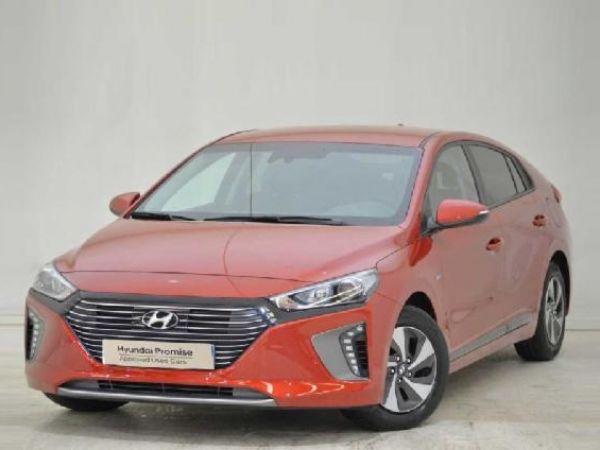 Hyundai IONIQ 1.6 GDI HEV KLASS DT 141 5P