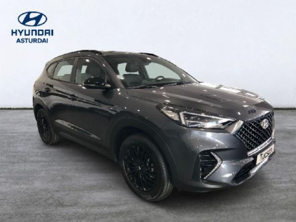 Hyundai Tucson 1.6 CRDI 85KW 48V N-LINE LITE 2WD 116 5P