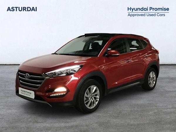 Hyundai Tucson 1.7 CRDI BLUEDRIVE TECNO SKY 2WD 115 5P