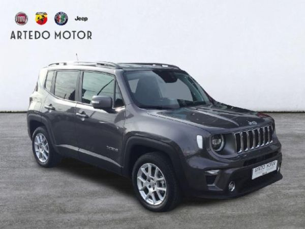 Jeep Renegade 1.3 PHEV 140KW LIMITED AUTO 4WD 190 5P