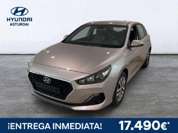 Hyundai i30 1.6 CRDI 70KW KLASS 95 5P