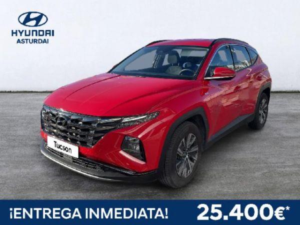 Hyundai Tucson 1.6 TGDI 110KW 48V MAXX 150 5P