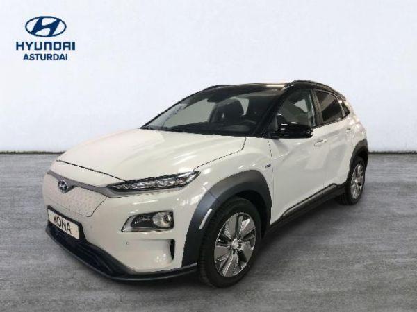 Hyundai Kona EV 150KW STYLE 2-TONE 484KM 204 5P