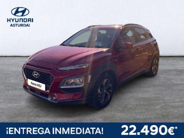 Hyundai Kona 1.6 GDI HEV SLE DCT 141 5P