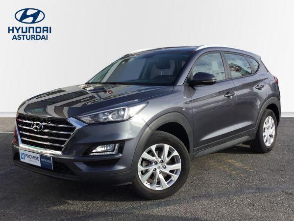 Hyundai Tucson 1.6 GDI KLASS 2WD 132 5P