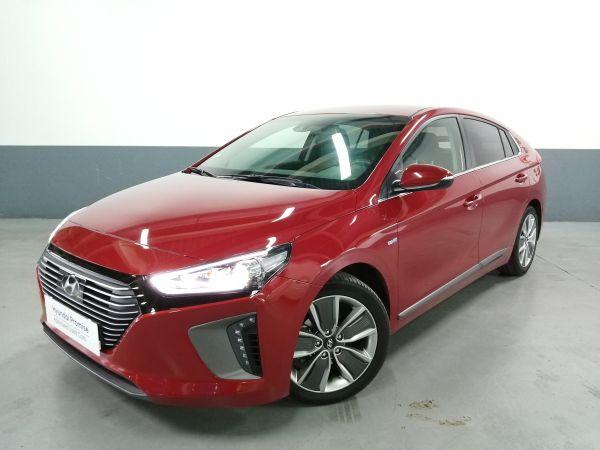 Hyundai IONIQ 1.6 GDI HEV TECNO DT 141 5P