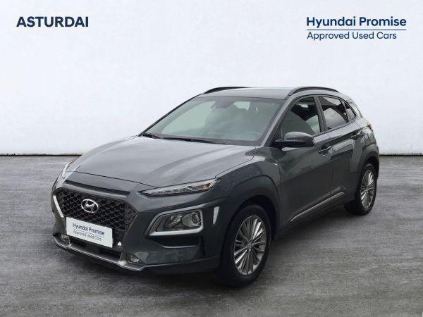 Hyundai Kona 1.6 TGDI TECNO RED DT 2WD 177 5P