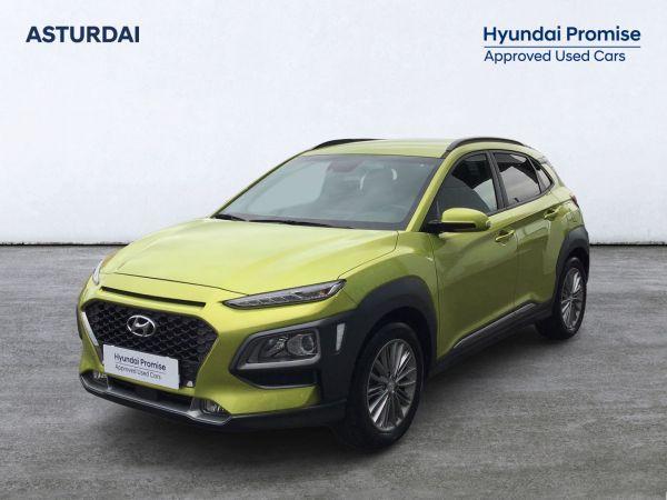 Hyundai Kona 1.0 TGDI TECNO LIME 2WD 120 5P