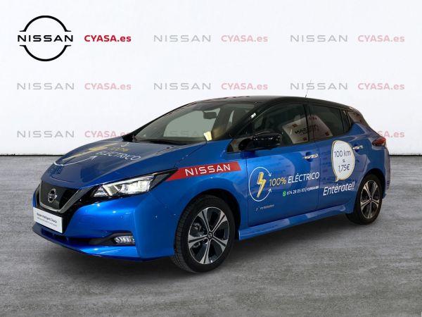 Nissan LEAF 217PS E+ TEKNA 62KWH PROPILOT 217 5P