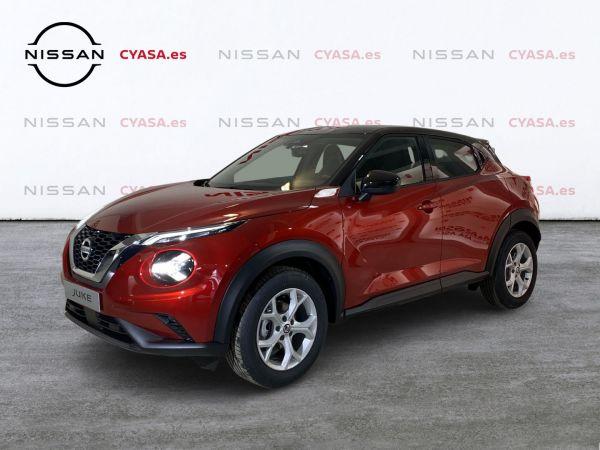 Nissan JUKE 1.0 DIG-T 86KW N-CONNECTA 117 5P