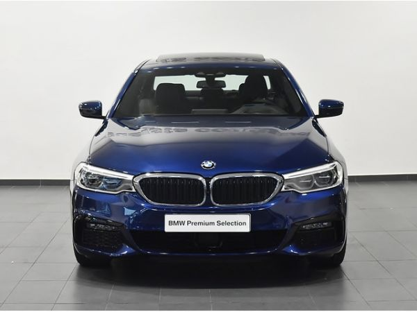 BMW Serie 5 530d 195 kW (265 CV)