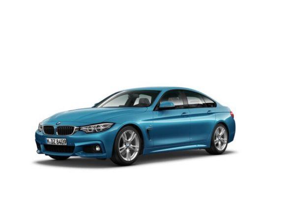 BMW Serie 4 420d Gran Coupe 140 kW (190 CV)
