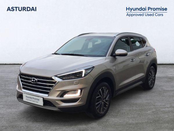 Hyundai Tucson 1.6 CRDI 85KW 48V TECNO 2WD 116 5P