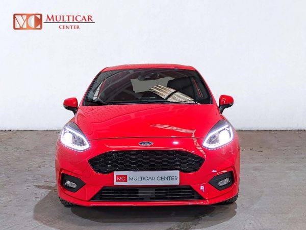 Ford Fiesta 1.0 EcoBoost 74kW ST-Line S/S 3p