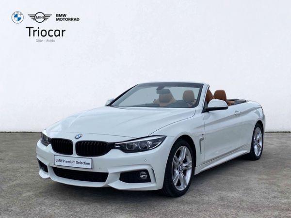 BMW Serie 4 430i Cabrio 185 kW (252 CV)