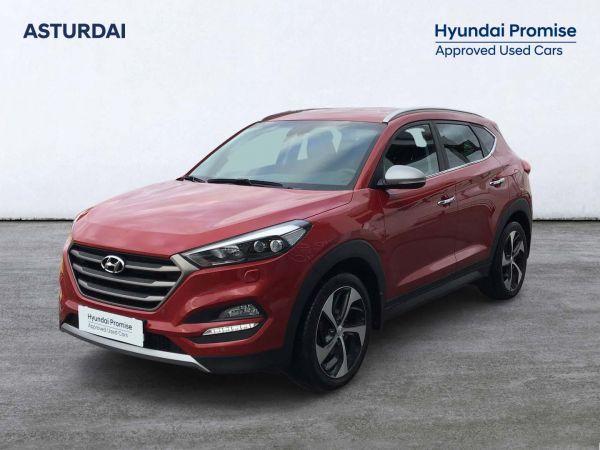 Hyundai Tucson 2.0 CRDI 100KW BLUEDRIVE KOSMO 2WD 136 5P
