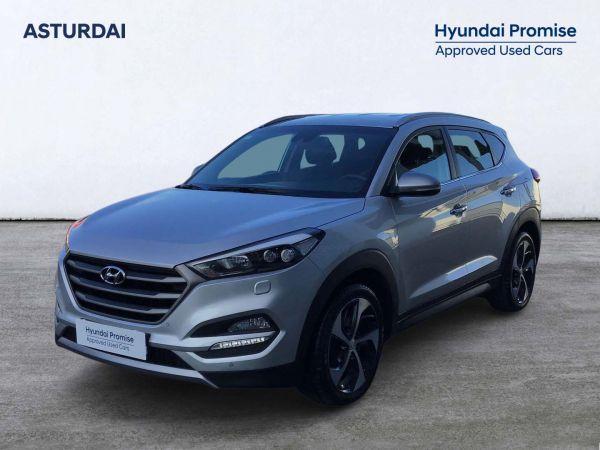 Hyundai Tucson 1.7 CRDI 104KW BLUEDRIVE KOSMO DCT 2WD 141 5P