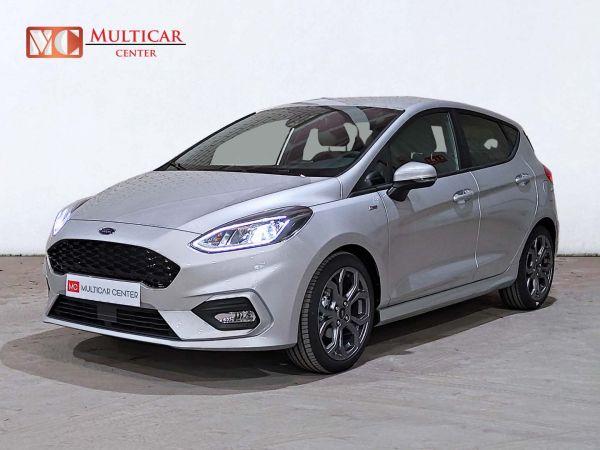 Ford Fiesta 1.0 EcoB. MHEV 114kW(155CV) ST-Line 5p