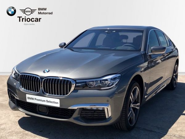 BMW Serie 7 740d xDrive 235 kW (320 CV)