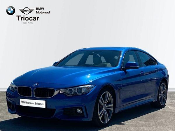 BMW Serie 4 420iA Gran Coupé