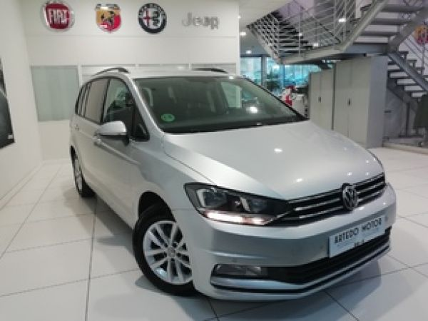 Volkswagen Touran 1.6 TDI SCR ADVANCE BMT 110 5P 7 Plazas