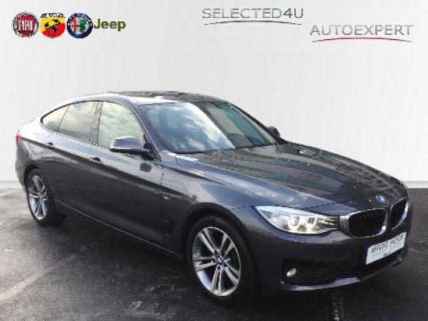 BMW Serie 3 2.0 318D GRAN TURISMO 143 5P
