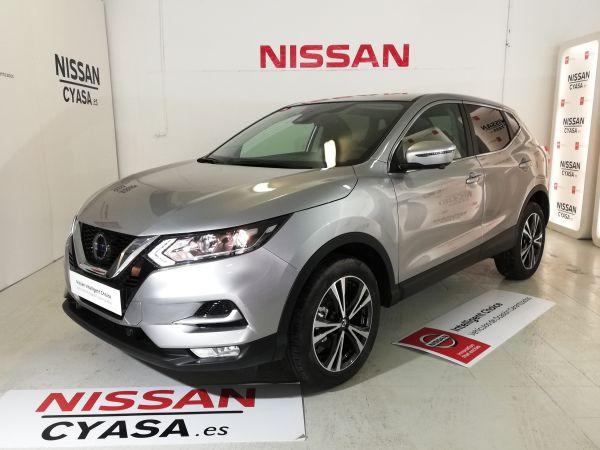 Nissan Qashqai 1.3 DIG-T N-CONNECTA 117KW 160 5P