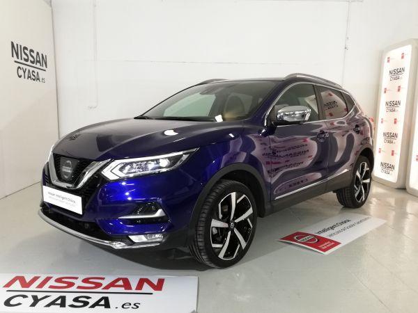 Nissan Qashqai 1.6 DCI TEKNA+ 130 5P