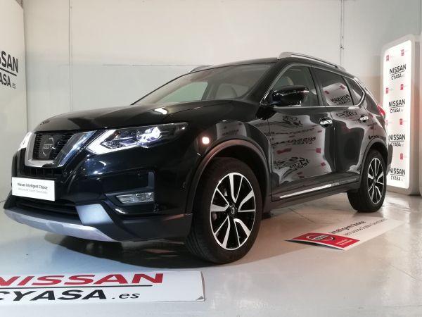 Nissan X-Trail 1.6 DCI TEKNA XTRONIC CVT 130 5P