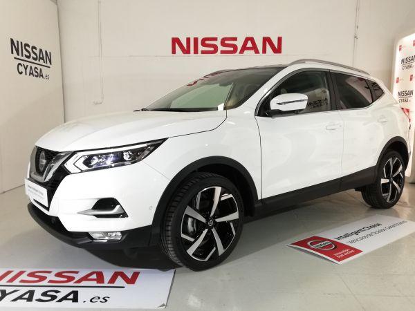 Nissan Qashqai 1.5 DCI TEKNA 85KW 115 5P