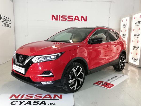 Nissan Qashqai 1.3 DIG-T TEKNA 103KW 140 5P