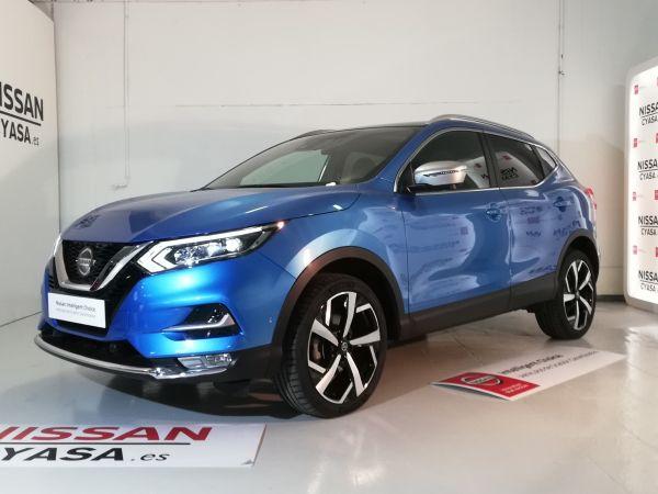 Nissan Qashqai 1.3 DIG-T TEKNA+ 103KW 140 5P