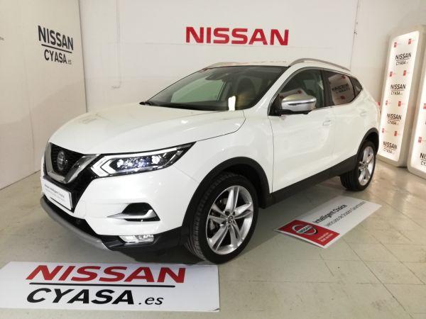 Nissan Qashqai 1.5 DCI N-MOTION 115 5P
