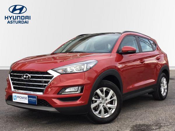 Hyundai Tucson 1.6 CRDI 85kW (116CV) 48V SLE Sky 4X2