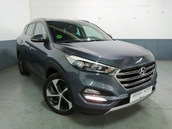Hyundai Tucson 2.0 CRDI 100KW BLUEDRIVE TECNO 2WD 136 5P