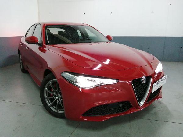 Alfa Romeo Giulia 2.2 D TURBO 110KW SUPER 150 4P