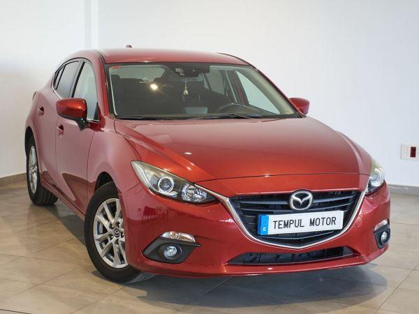 Mazda 3 2.0 Style Navegador Aut. 120