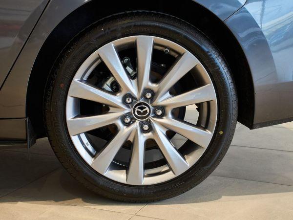Mazda 3 2.0 Skyactiv-G Zenith Safety Black Aut. 90kW