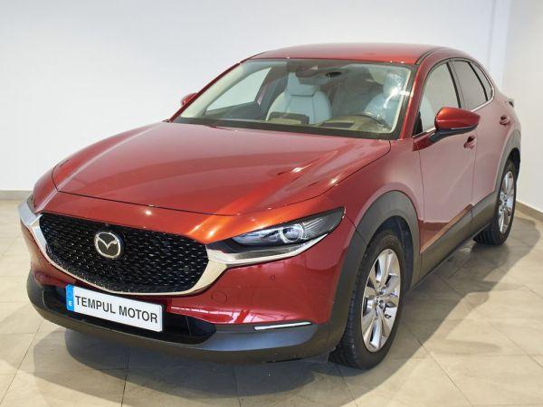 Mazda CX-30 2.0 Skyactiv-X Zenith White 2WD 132kW
