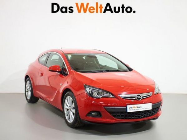 Opel Astra  GTC 1.7CDTi S/S Sportive