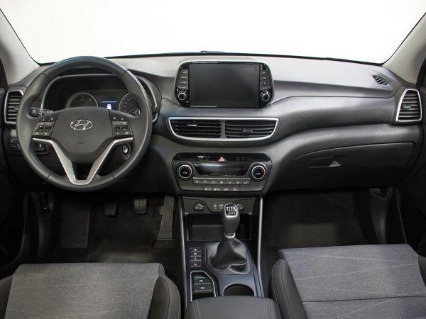 Hyundai Tucson FL CRDI 1.6 116CV 48V SLE